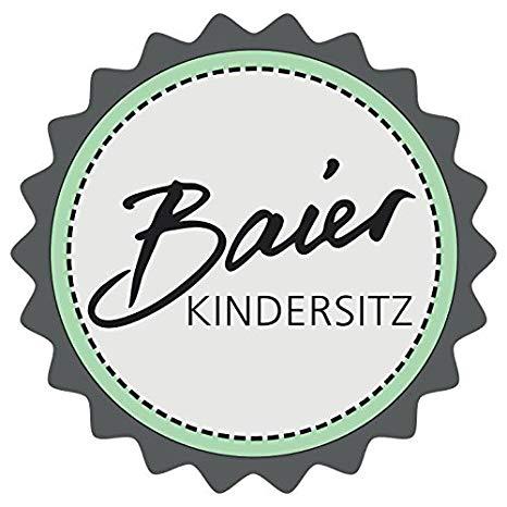 Bei LaCulla im Sortiment: Baier Kindersitz