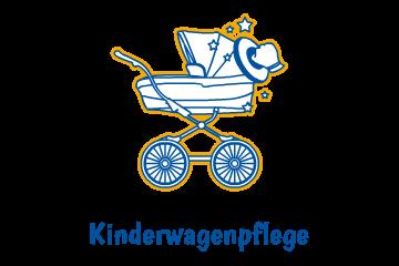 Kinderwagenpflege