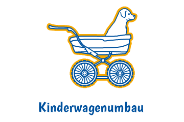 Kinderwagenumbau