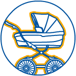 Section - Kinderwagen