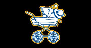 Service - Kinderwagenpflege